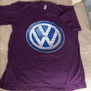 American apparel VW shirt